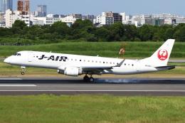 B14A3062Kさんが、伊丹空港で撮影したジェイエア ERJ-190-100(ERJ-190STD)の航空フォト(飛行機 写真・画像)