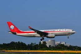 チョロ太さんが、成田国際空港で撮影した四川航空 A330-243Fの航空フォト(飛行機 写真・画像)