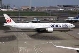 航空フォト:JA732J 日本航空 777-300