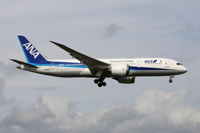 航空フォト:JA810A 全日空 787-8 Dreamliner