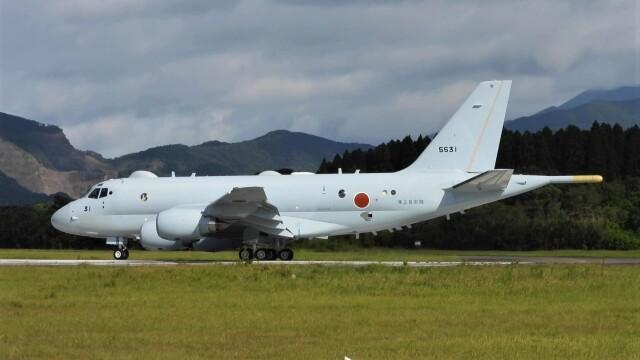 masatakaさんが、鹿屋航空基地で撮影した海上自衛隊 P-1の航空フォト(飛行機 写真・画像)