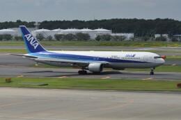 kumagorouさんが、成田国際空港で撮影したエアージャパン 767-381/ERの航空フォト(飛行機 写真・画像)