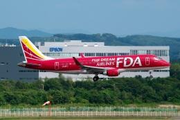 shao804さんが、新千歳空港で撮影したフジドリームエアラインズ ERJ-170-200 (ERJ-175STD)の航空フォト(飛行機 写真・画像)