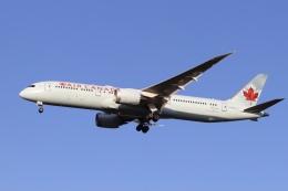 Love NRTさんが、成田国際空港で撮影したエア・カナダ 787-9の航空フォト(飛行機 写真・画像)