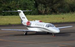 CL&CLさんが、奄美空港で撮影したオートパンサー 525A Citation CJ2の航空フォト(飛行機 写真・画像)