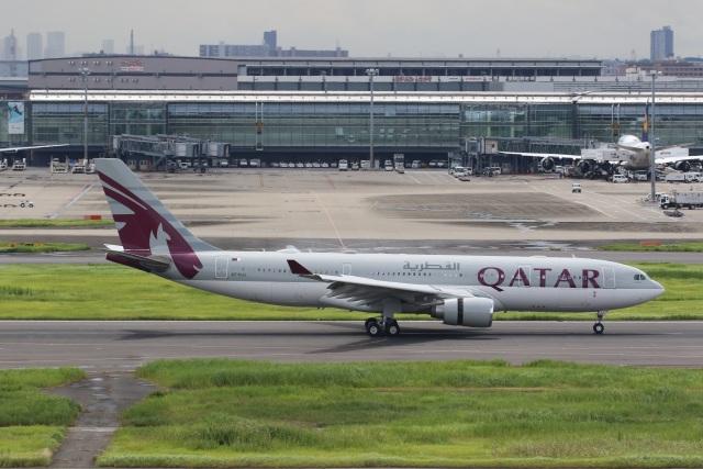 VIPERさんが、羽田空港で撮影したカタールアミリフライト A330-202の航空フォト(飛行機 写真・画像)