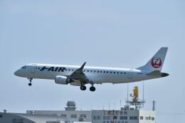 Ryo-TKSさんが、徳島空港で撮影したジェイエア ERJ-190-100(ERJ-190STD)の航空フォト(飛行機 写真・画像)