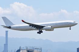 sachiさんが、関西国際空港で撮影したスマートリンクス・マルタ A330-343の航空フォト(飛行機 写真・画像)
