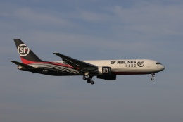 OS52さんが、成田国際空港で撮影したSF エアラインズ 767-338/ER-BCFの航空フォト(飛行機 写真・画像)