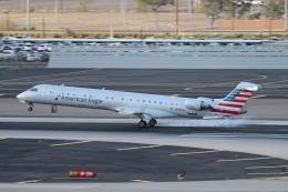 キャスバルさんが、フェニックス・スカイハーバー国際空港で撮影したアメリカン・イーグル CRJ-900の航空フォト(飛行機 写真・画像)