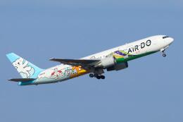 ドガースさんが、羽田空港で撮影したAIR DO 767-381の航空フォト(飛行機 写真・画像)