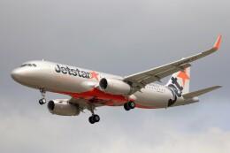 フッ軽の極美さんが、福岡空港で撮影したジェットスター・ジャパン A320-232の航空フォト(飛行機 写真・画像)