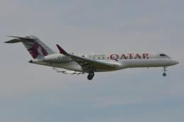 Deepさんが、成田国際空港で撮影したカタールアミリフライト BD-700-1A10 Global Expressの航空フォト(飛行機 写真・画像)