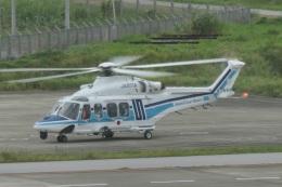 TUILANYAKSUさんが、石垣空港で撮影した海上保安庁 AW139の航空フォト(飛行機 写真・画像)