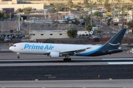 キャスバルさんが、フェニックス・スカイハーバー国際空港で撮影したアマゾン・エア 767-36N/ER(BDSF)の航空フォト(飛行機 写真・画像)