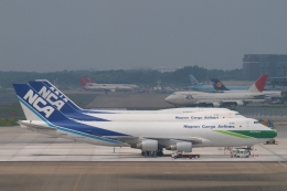 木人さんが、成田国際空港で撮影した日本貨物航空 747-481F/SCDの航空フォト(飛行機 写真・画像)