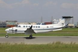 Hii82さんが、八尾空港で撮影したノエビア B300の航空フォト(飛行機 写真・画像)