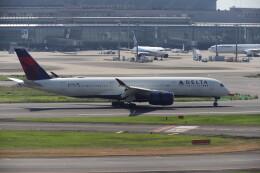 Ridleyさんが、羽田空港で撮影したデルタ航空 A350-941の航空フォト(飛行機 写真・画像)