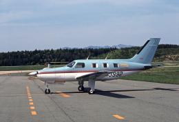 JAパイロットさんが、秋田空港で撮影した不明 PA-46-310P Malibuの航空フォト(飛行機 写真・画像)