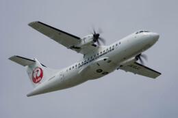 Koenig117さんが、那覇空港で撮影した日本エアコミューター ATR 42-600の航空フォト(飛行機 写真・画像)