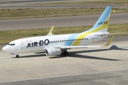 ドガースさんが、中部国際空港で撮影したAIR DO 737-781の航空フォト(飛行機 写真・画像)