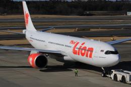 rokko2000さんが、成田国際空港で撮影したタイ・ライオン・エア A330-941の航空フォト(飛行機 写真・画像)