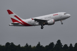 Deepさんが、成田国際空港で撮影したユニバーサルエンターテインメント A318-112 CJ Eliteの航空フォト(飛行機 写真・画像)