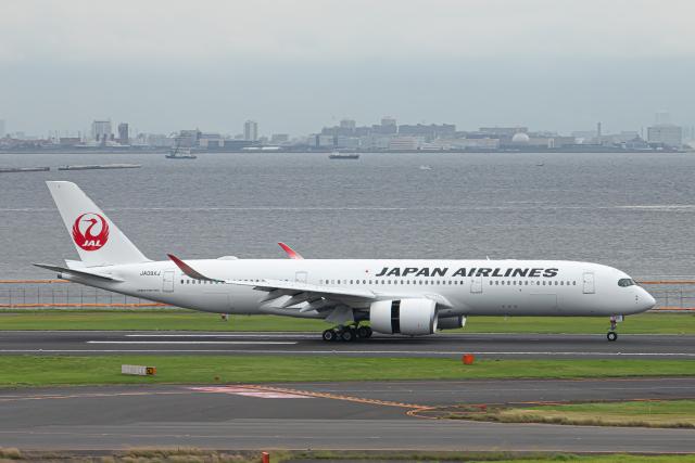 航空フォト:JA09XJ 日本航空 A350-900