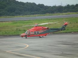ヒコーキグモさんが、岡山空港で撮影した富山県消防防災航空隊 AW139の航空フォト(飛行機 写真・画像)