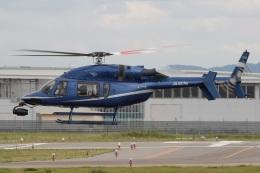 MOR1(新アカウント)さんが、奈多ヘリポートで撮影した西日本空輸 427の航空フォト(飛行機 写真・画像)