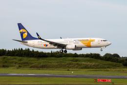 航空フォト:JU-1015 MIATモンゴル航空 737-800