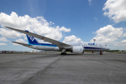 JA1118Dさんが、成田国際空港で撮影した全日空 787-8 Dreamlinerの航空フォト(飛行機 写真・画像)