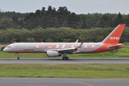 fly A340さんが、成田国際空港で撮影したアビアスター 757-223(PCF)の航空フォト(飛行機 写真・画像)