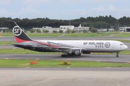 fly A340さんが、成田国際空港で撮影したSF エアラインズ 767-338/ER-BCFの航空フォト(飛行機 写真・画像)