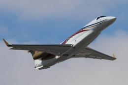 キャスバルさんが、フェニックス・スカイハーバー国際空港で撮影したアメリカ個人所有 EMB-135BJ Legacy 650の航空フォト(飛行機 写真・画像)