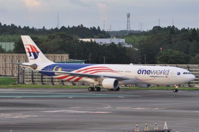 航空フォト:9M-MTE マレーシア航空 A330-300