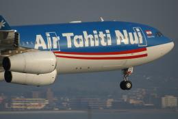 rokko2000さんが、関西国際空港で撮影したエア・タヒチ・ヌイ A340-313Xの航空フォト(飛行機 写真・画像)