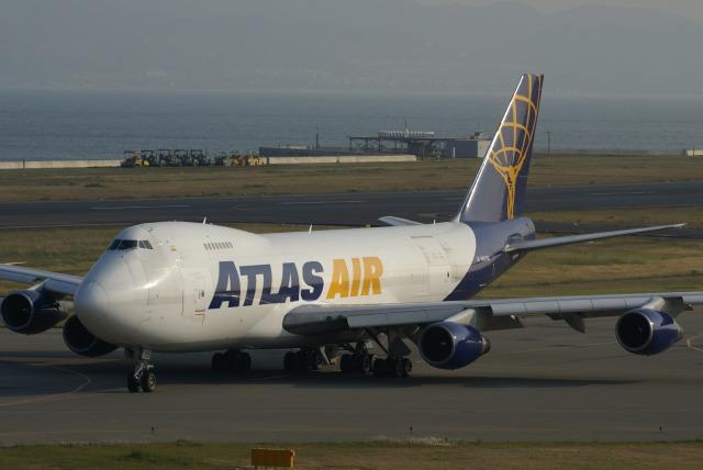 2008年05月14日に撮影されたアトラス航空の航空機写真