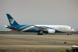 PW4090さんが、関西国際空港で撮影したオマーン航空 787-8 Dreamlinerの航空フォト(飛行機 写真・画像)