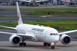 航空フォト:JA874J 日本航空 787-9
