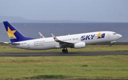 航空フォト:JA73NU スカイマーク 737-800