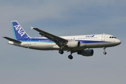 航空フォト:JA207A 全日空 A320