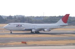 磐城さんが、成田国際空港で撮影した日本アジア航空 747-346の航空フォト(飛行機 写真・画像)