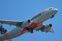 やまちゃんKさんが、那覇空港で撮影したジェットスター・ジャパン A320-232の航空フォト(飛行機 写真・画像)