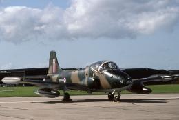 JAパイロットさんが、ヨービルトン海軍航空基地で撮影した不明 167 Strikemaster Mk.88の航空フォト(飛行機 写真・画像)