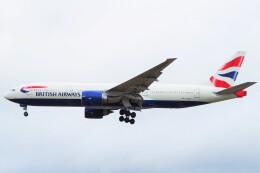ちっとろむさんが、ロンドン・ヒースロー空港で撮影したブリティッシュ・エアウェイズ 777-236/ERの航空フォト(飛行機 写真・画像)