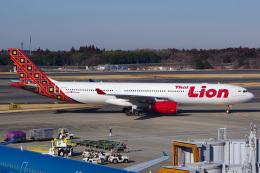 Tatsuya.Kさんが、成田国際空港で撮影したタイ・ライオン・エア A330-343Xの航空フォト(飛行機 写真・画像)
