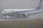 turt@かめちゃんさんが、伊丹空港で撮影した全日空 767-381の航空フォト(写真)