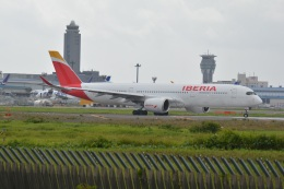 LEGACY-747さんが、成田国際空港で撮影したイベリア航空 A350-941の航空フォト(飛行機 写真・画像)