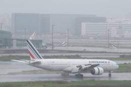 ななけーさんが、羽田空港で撮影したエールフランス航空 777-228/ERの航空フォト(飛行機 写真・画像)